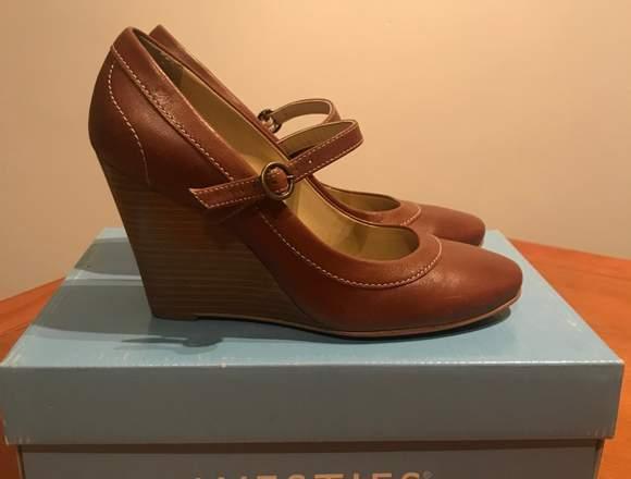 Zapatos Westies originales de piel