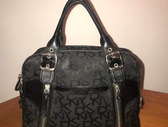 Bolsa DKNY original de tela