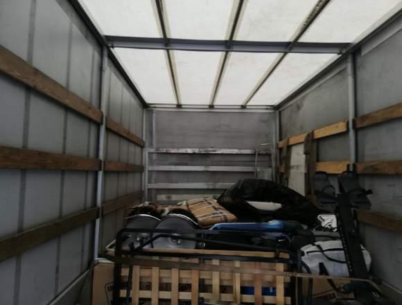 Empresa de transporte - www.transporteymudanzas.es