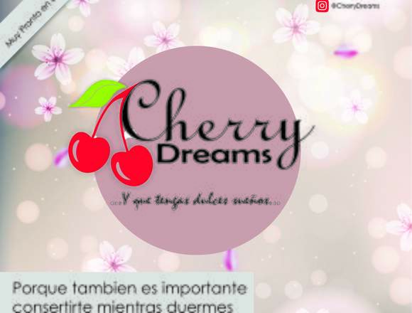 Pijamas para dama - Cherry Dreams