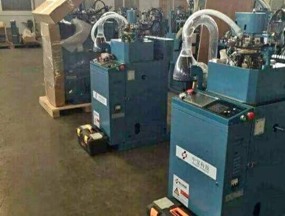 Máquinas para fabricar medias