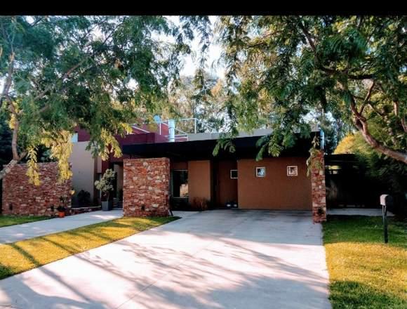 Vendo hermosa casa en barrio privado el encuentro