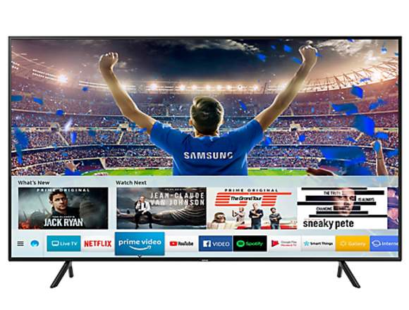 SAMSUNG 50 PULGADAS UHD 4K SMART TV