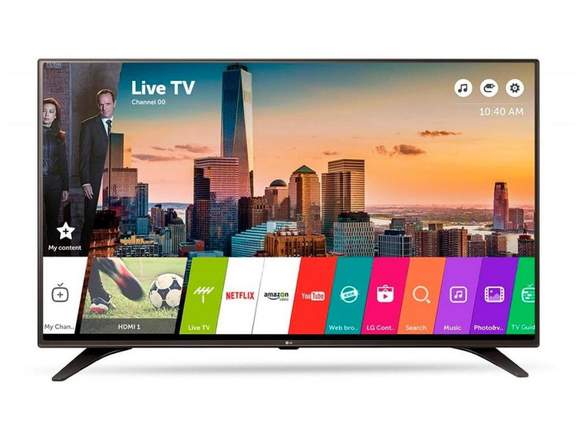 "TELEVISOR LG 49"" FULL HD SMART TV"