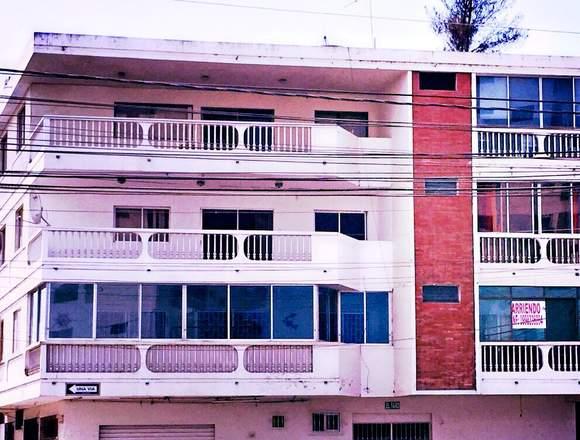 Hermoso departamento en renta - Salinas.