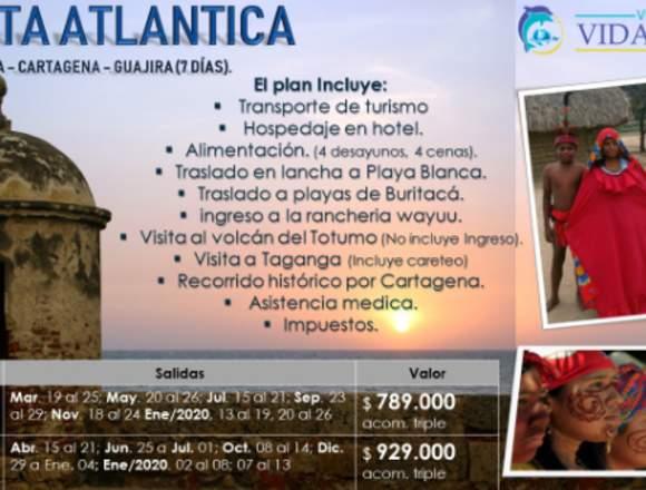 costa atlantica  La guajira