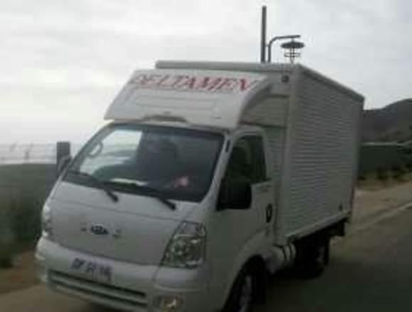 transporte y mudanzas dentro y fuera de santiago