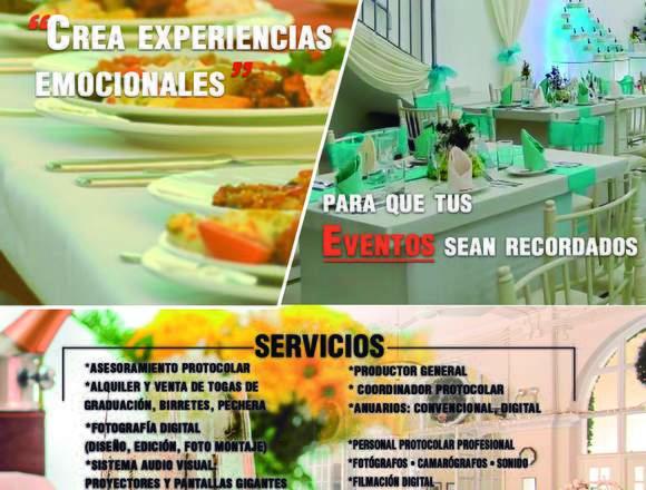 ALQUILER DE EQUIPOS DE SONIDO E ILUMINACION