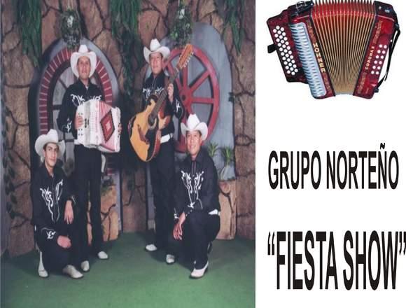 EL MEJOR GRUPO NORTEÑO FIESTA SHOW