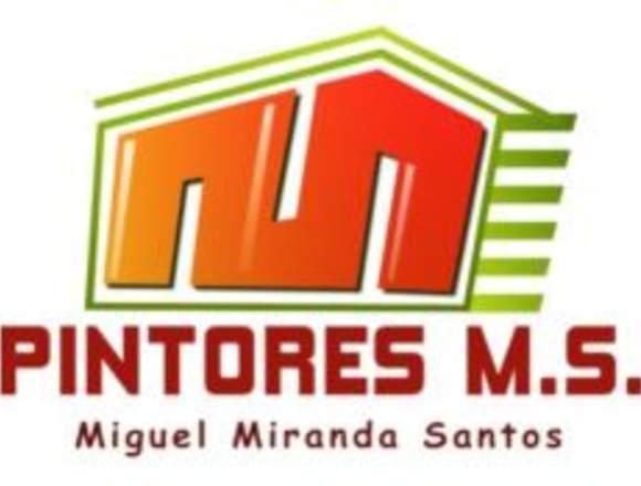 PINTORES M.S. Miranda Santos