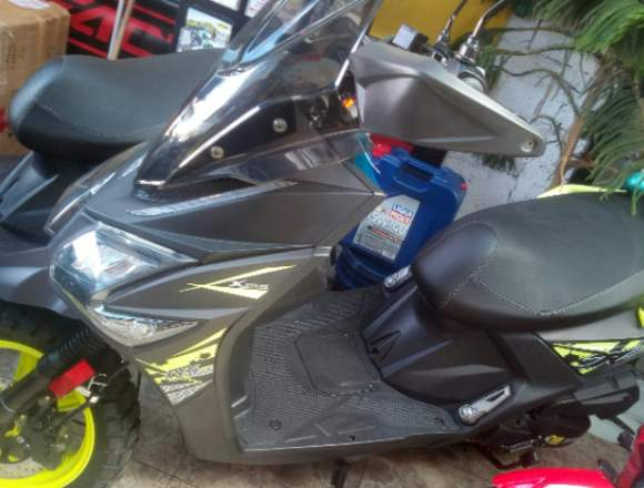 Vendo Moto Sukida Joy