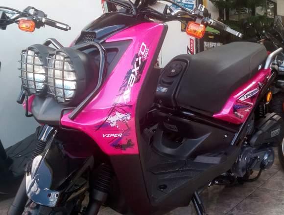 Vendo Moto Axxo Viper