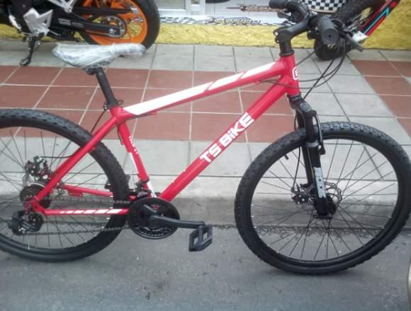 Vendo Bicicleta TSBIKE