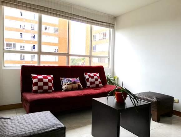 Apartamentos AMOBLADOS en Bogota. Salitre