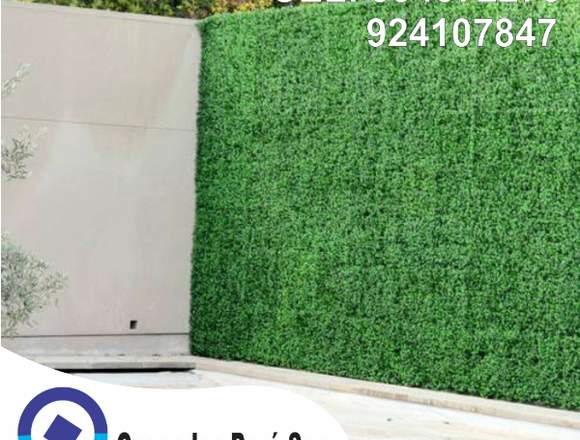 jardin vertical artificial, jardin vertical