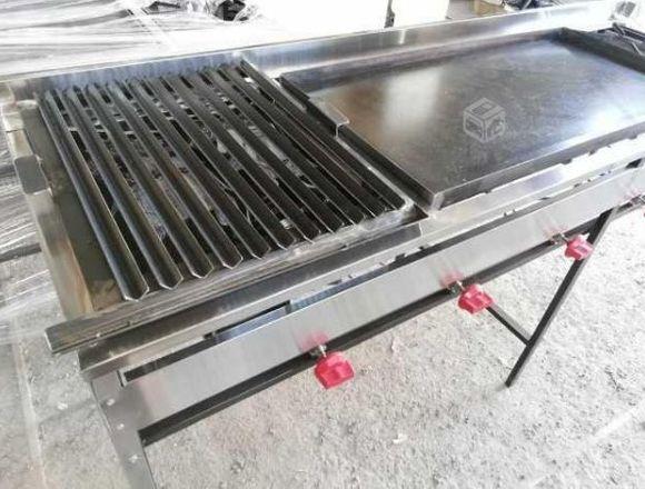 Multifuncional 5 en 1 con grill