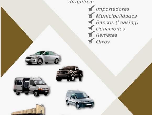 Inmatriculación Vehicular