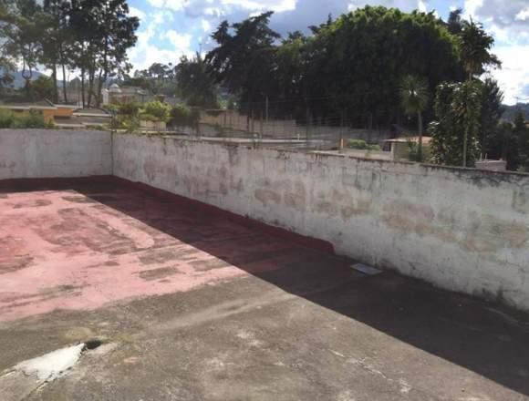 Venta de casa en colonia de Chimaltenango