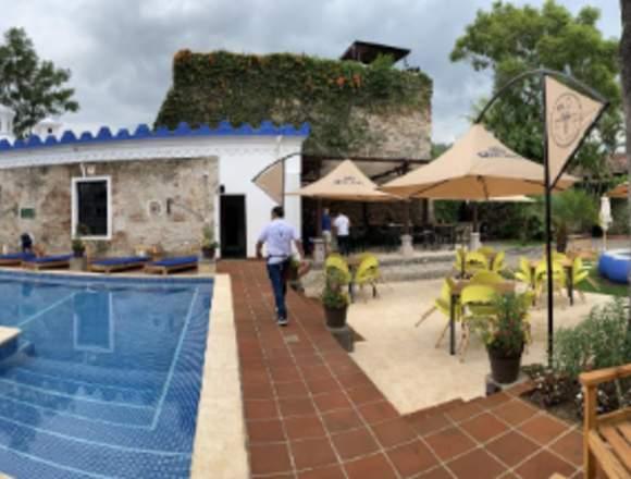 Local en renta, excelente ubicación en Antigua Gt