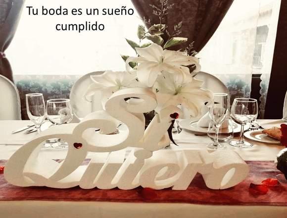 TOKA LA LUNA WEDDING PLANNER EN MADRID