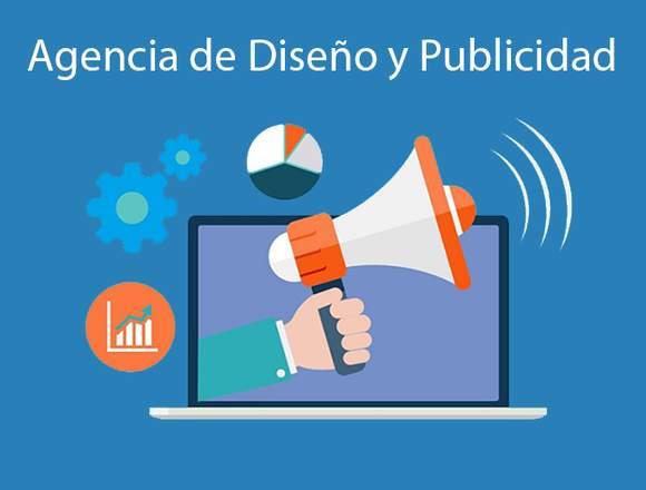 Diseño y Publicidad, Desarrollo Gráfico, Web