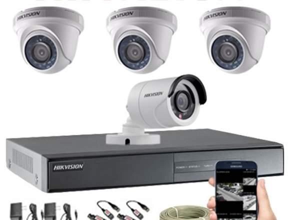 CAMARAS DE SEGURIDAD (CCTV) SECUTECH PERU