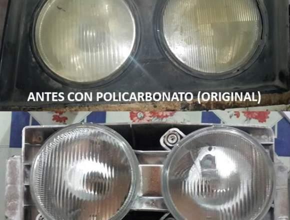 Reparacion De Opticas FarosY Led ,Todas Las Marcas