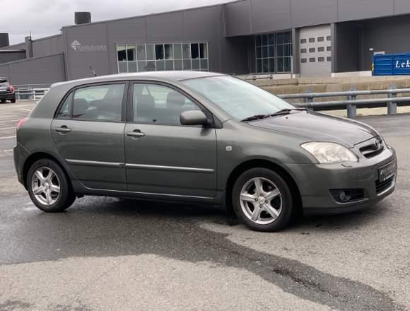 VENDO MI BONITO Toyota Corolla