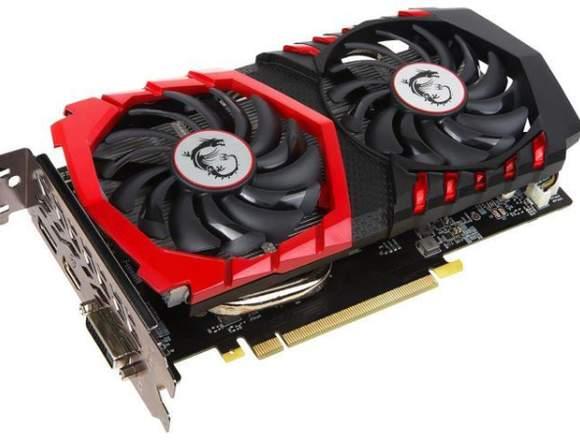 Nvidia Msi Gtx 1050ti 4gb