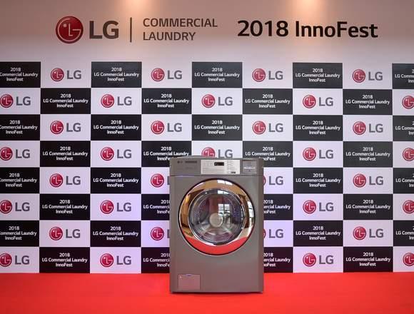 Lavadora Industrial LG Giant-C 13kg
