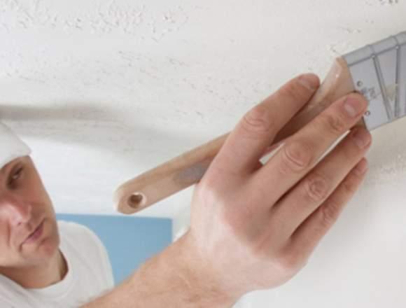 Trabajos de Pintura Interior y Exterior