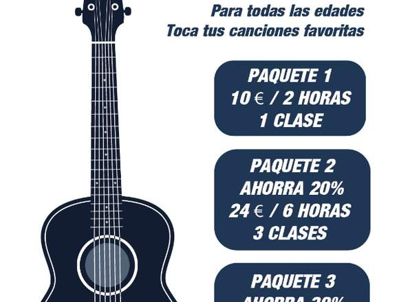 Clases de Guitarra Online Personalizadas