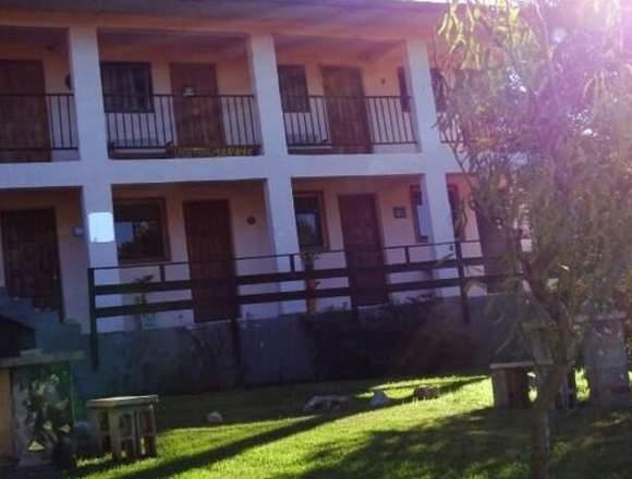 Alojate en La Hosteria de Sarkis en Tanti..