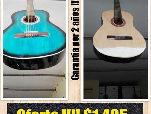 guitarra criolla calidad