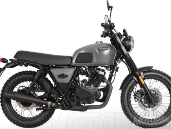 MOTOCICLETA - BX 125 BRIXTON