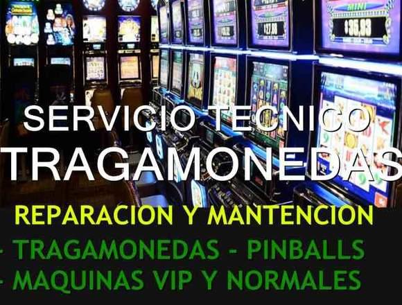 REPARACION, MANTENCION Y SERVICIO TECNICO JUEGOS