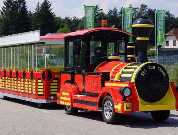 Tren Turístico modelo STS Funtrain 190 – 2019