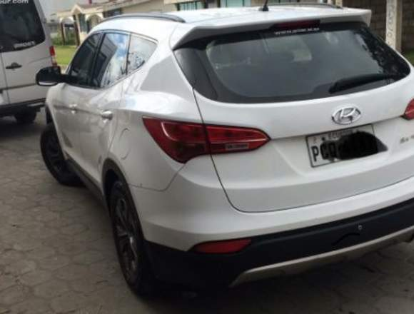 Hyundai Santa Fe del 2016