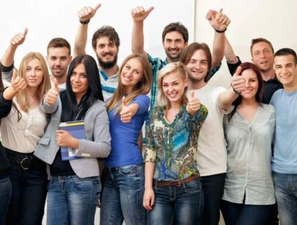 Estudiantes Comisionistas (Vendedores y Líderes)
