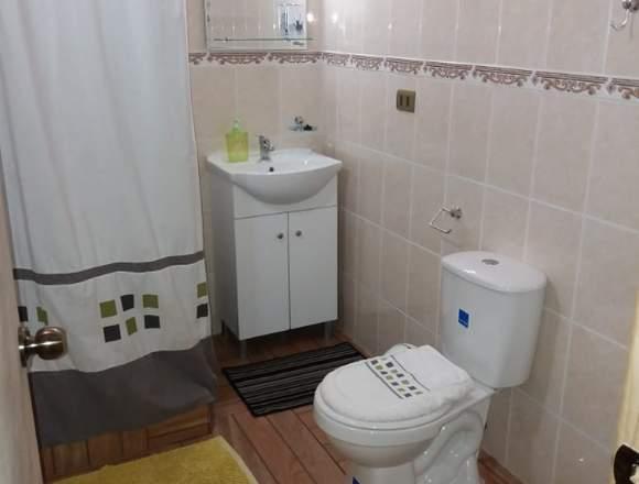 Casa para 8 personas en Coñaripe