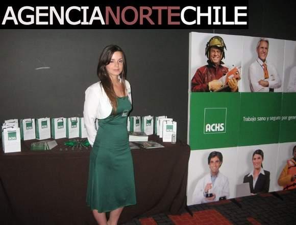 Promotoras Exponor Antofagasta