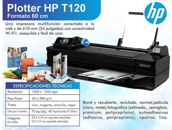 1 Venta de Plotter hp T120