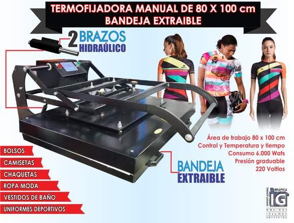 AA Termofijadora de 80x100