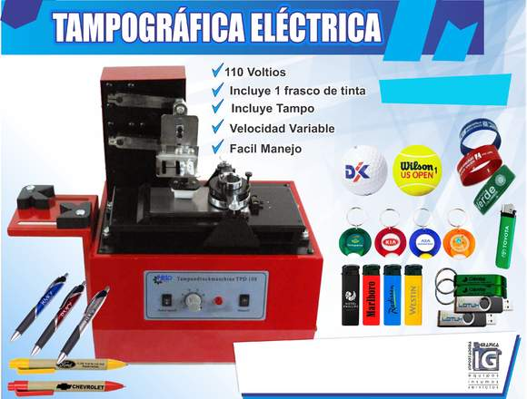 AA Tampografica electrica