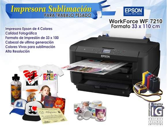 A1 Impresoras de sublimacion