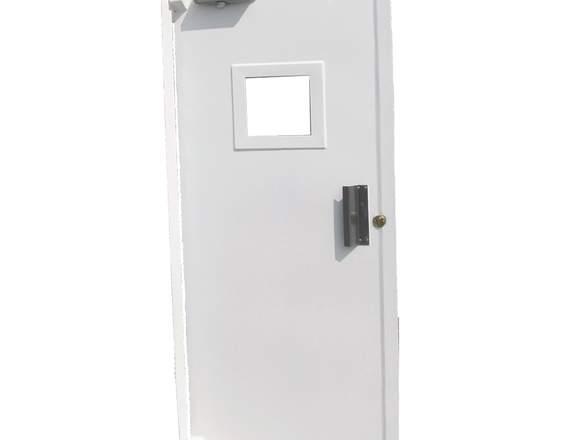 Puerta Blindada con Mirilla Shield3