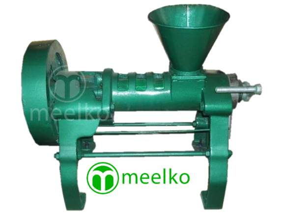 Prensa de aceite MKOP-68 meelko