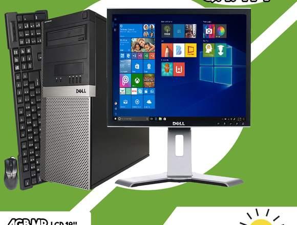 Computadora Dell Optiplex 960 4GB Ram