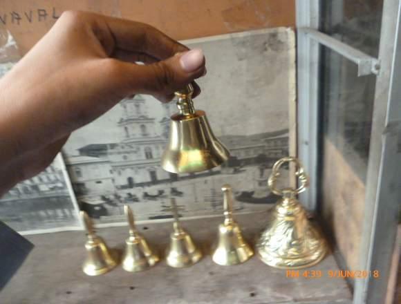 Venta de campanas de bronce en Guayaquil Ecuador