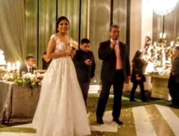 Maestro de ceremonias bodas